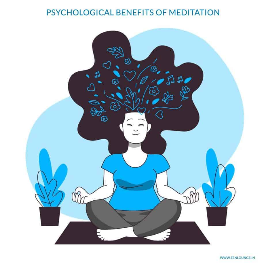 Meditation - Psychological benefits