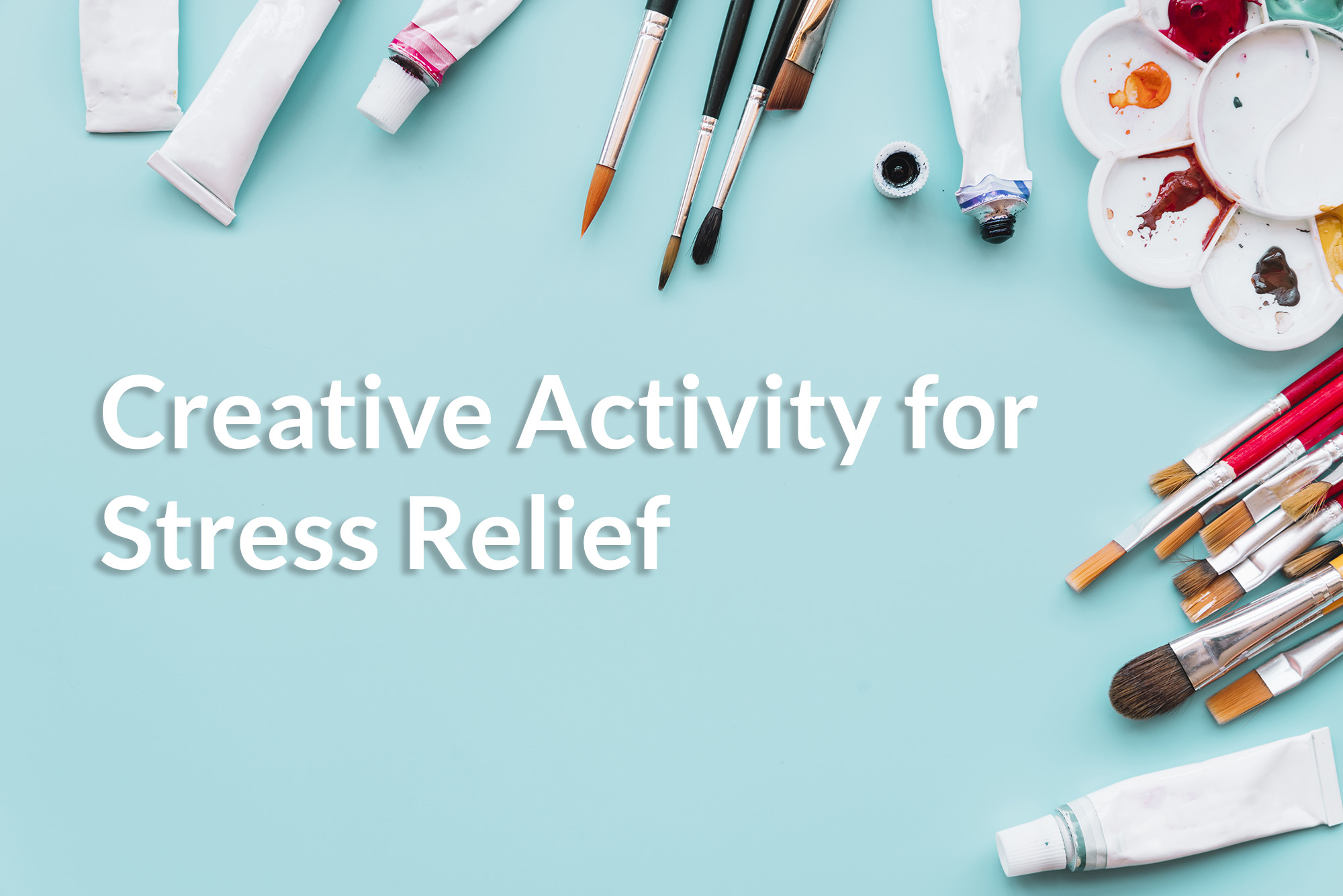 Stress Relief activity